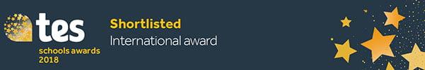 Internationl Award